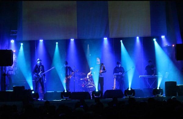 Lighting Music Concerts