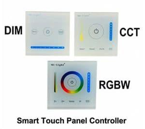 contorol panel led