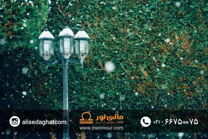 شاخص درجه حفاظت یا IP در محصولات روشنایی