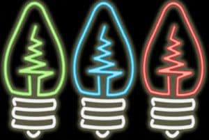 لامپهای نئون