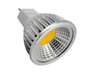انواع لامپ در نورپردازی