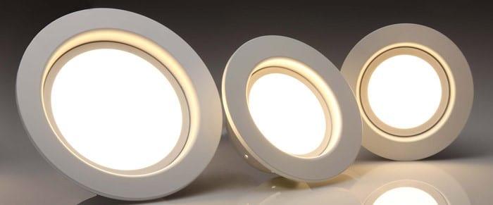 انواع لامپ در سیستم روشنایی